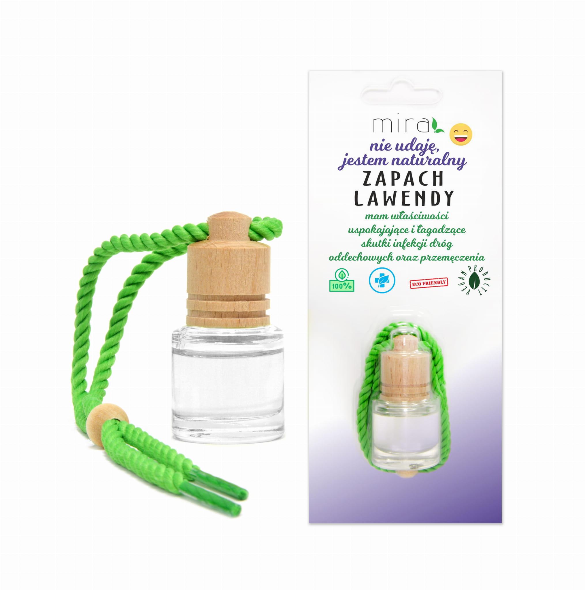 Naturalny zapach lawendy 5 ml