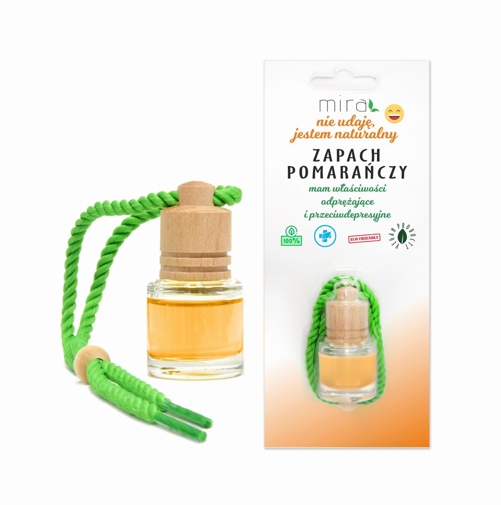 Naturalny zapach pomarańczy 5 ml